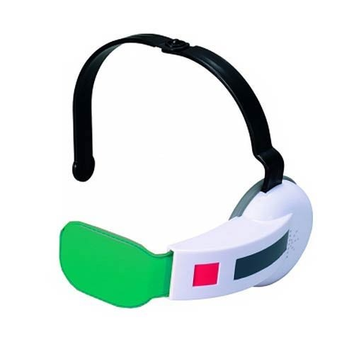 Dragon Ball Z - Saiyan Scouter with Sound - Green Lens with 2 Cards