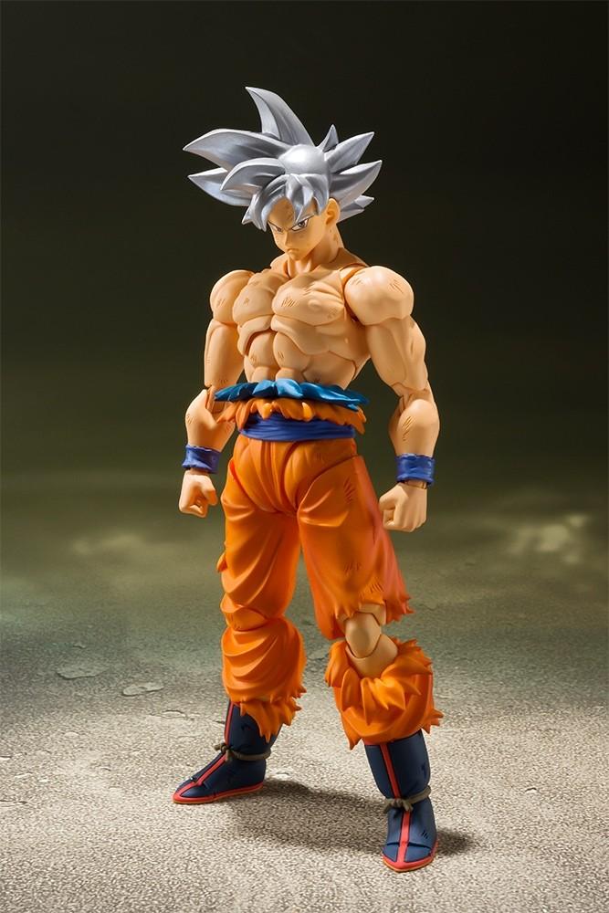 Dragon Ball Super S.H.Figuarts Ultra Instinct Goku
