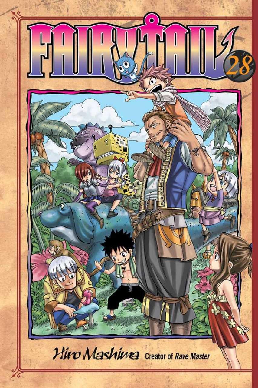 Fairy Tail, Vol. 28