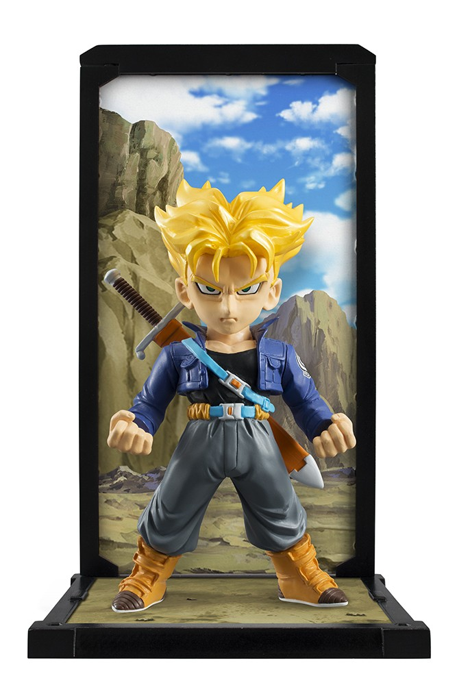 Dragon Ball - Tamashii Buddies PVC Figure - Trunks Super Saiyan 9 cm