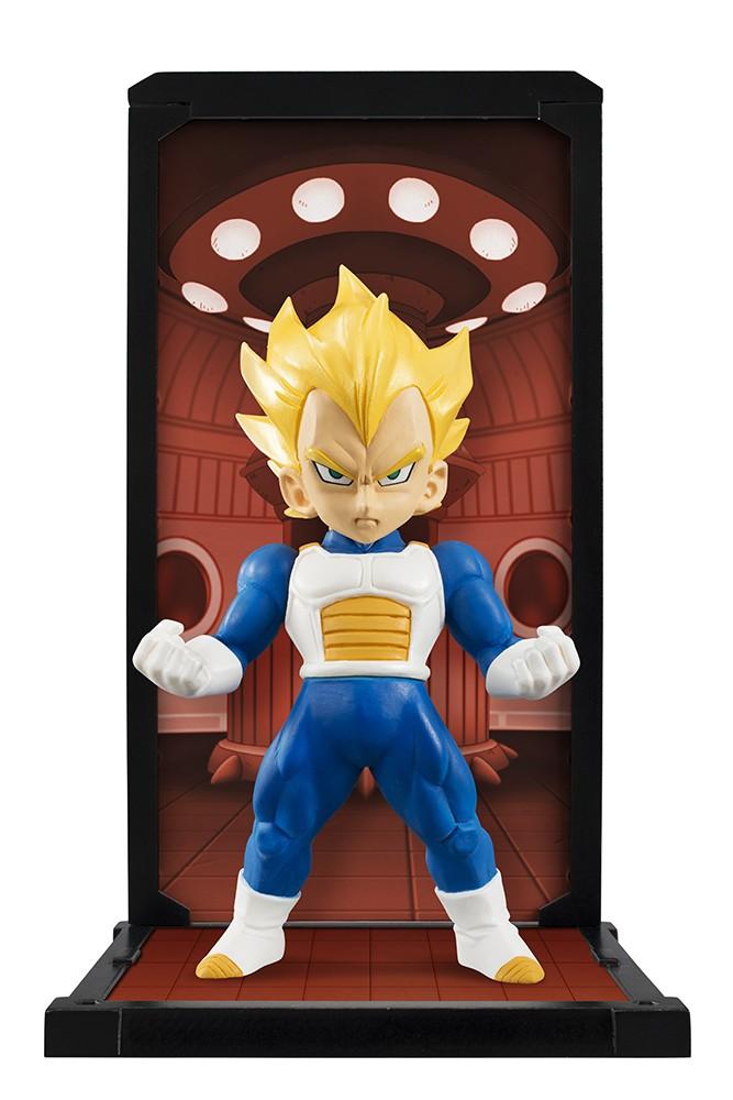 Dragon Ball - Tamashii Buddies PVC Figure - Vegeta Super Saiyan 9 cm