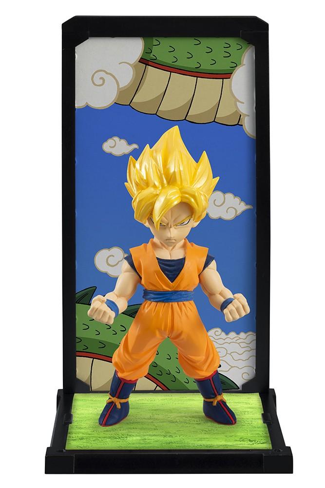 Dragon Ball - Tamashii Buddies PVC Figure - Goku Super Saiyan 9 cm