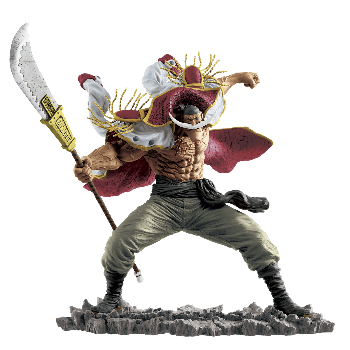 One Piece Figure Edward Newgate 20th Anniversary
