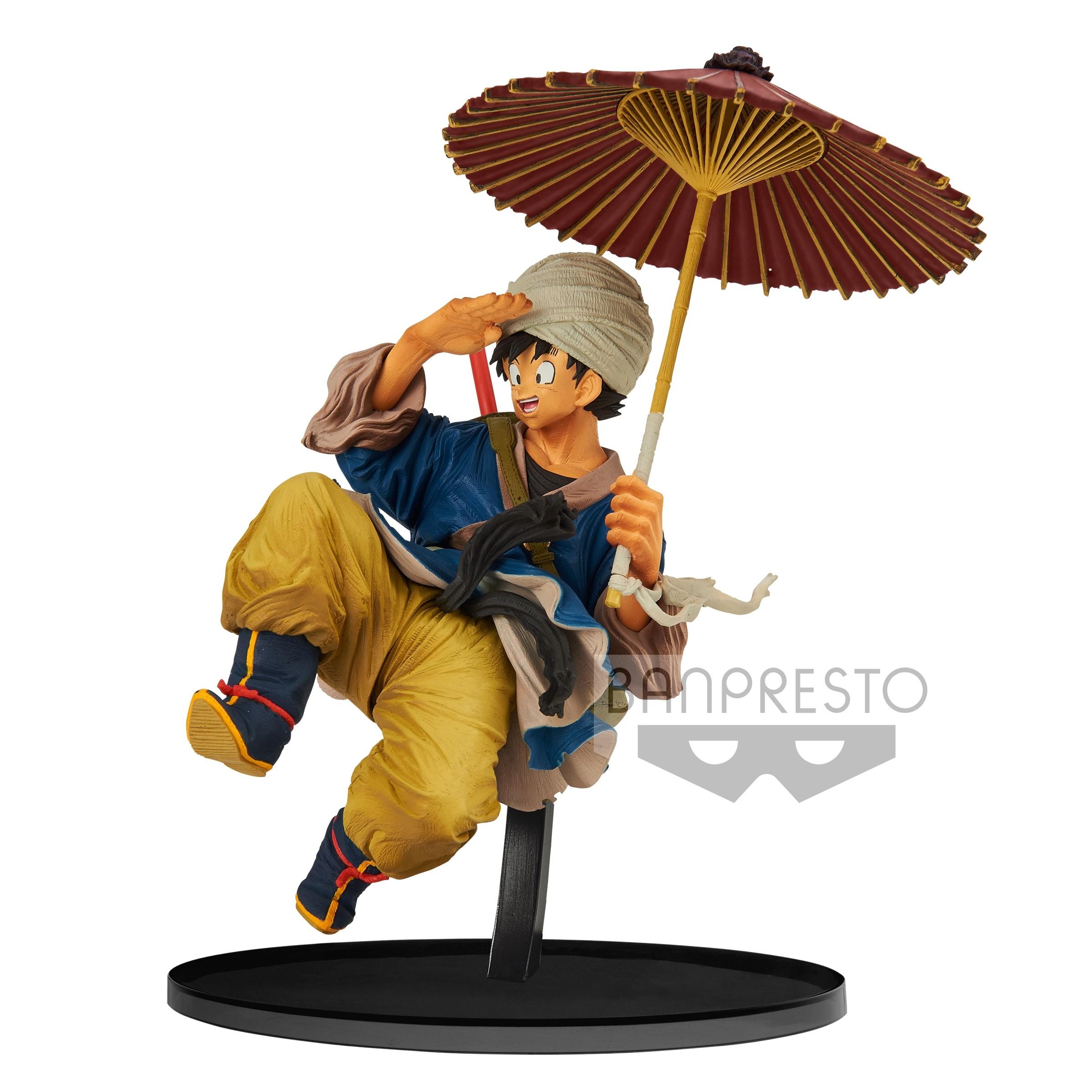 Dragon Ball Z Figure Banpresto World Figure Colosseum Vol. 6 Son Goku