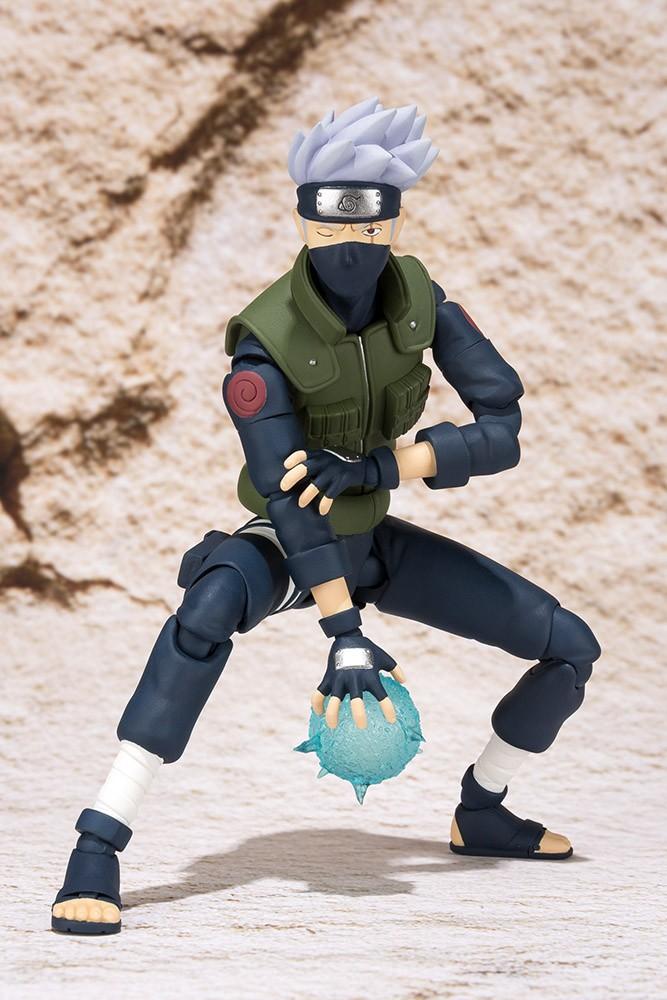 Naruto - Hatake Kakashi Figuarts 15 cm