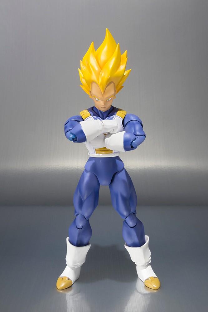 Dragon Ball Z S.H Figuarts Super Saiyan Vegeta