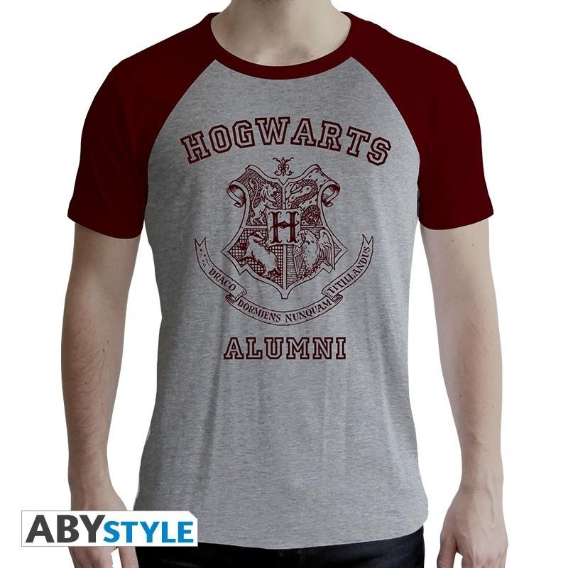 """T-SHIRT Harry Potter """"Alumni"""" Large"""