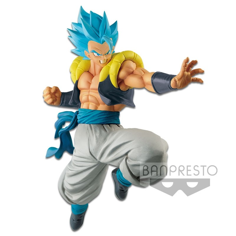 Dragon Ball Super Figure Ultimate Soldiers The Movie IV Super Saiyan God Super Saiyan Gogeta