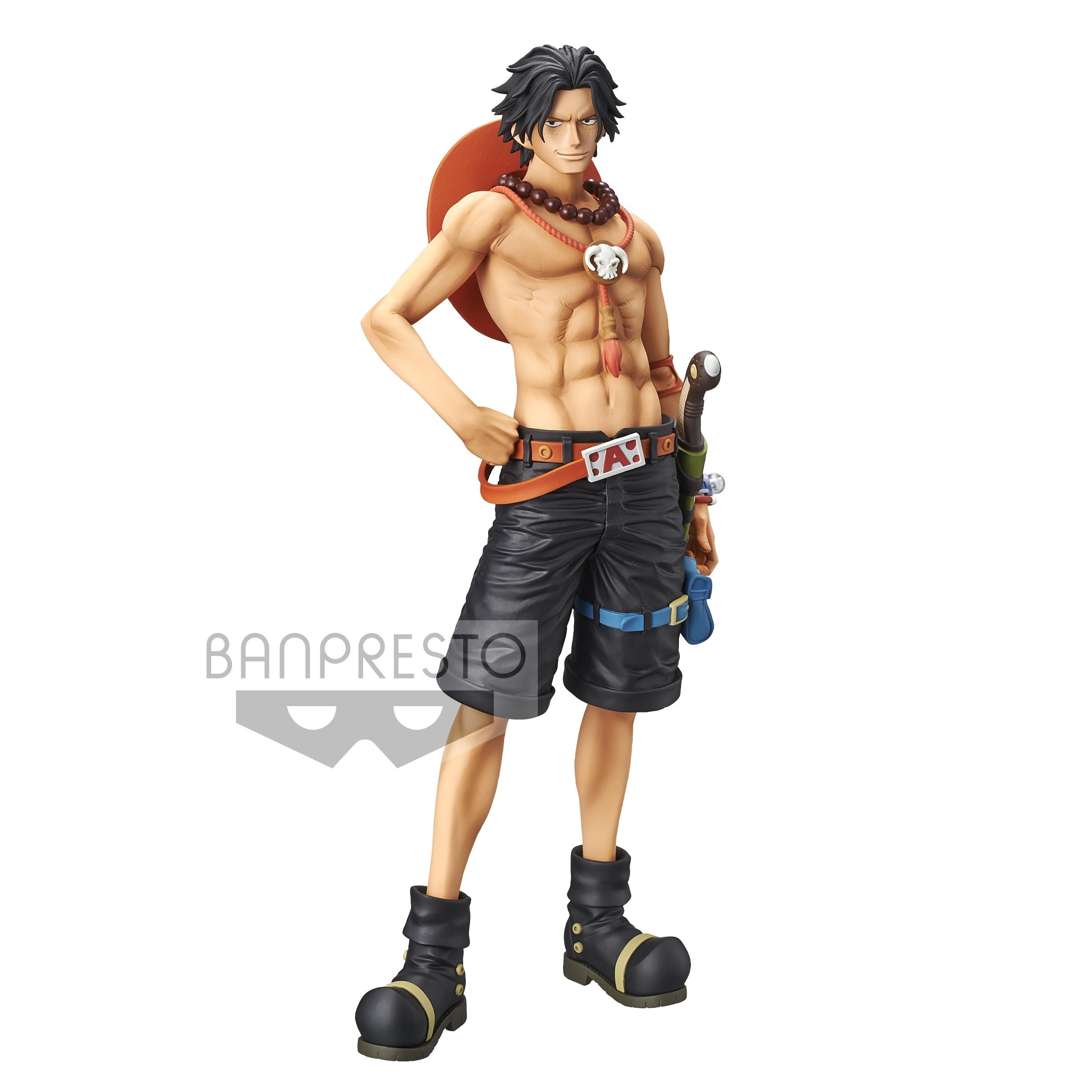 One Piece Figure Grandista The Grandline Portgas D. Ace