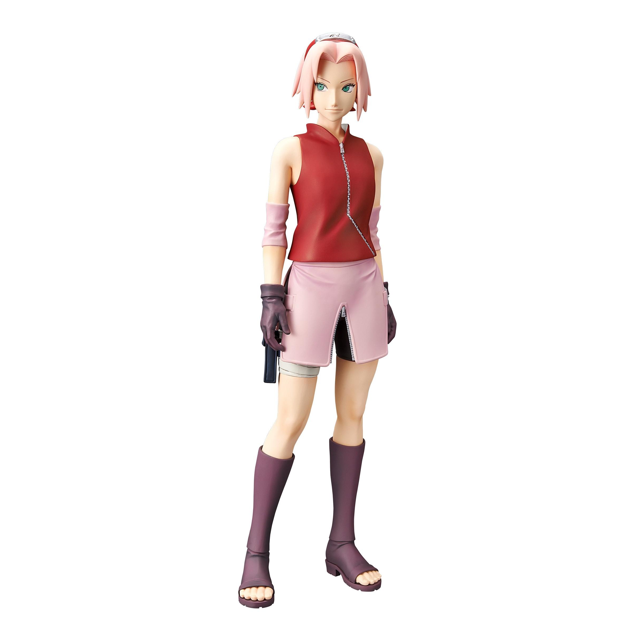 Naruto Figure Grandista Shinobi Relations Haruno Sakura