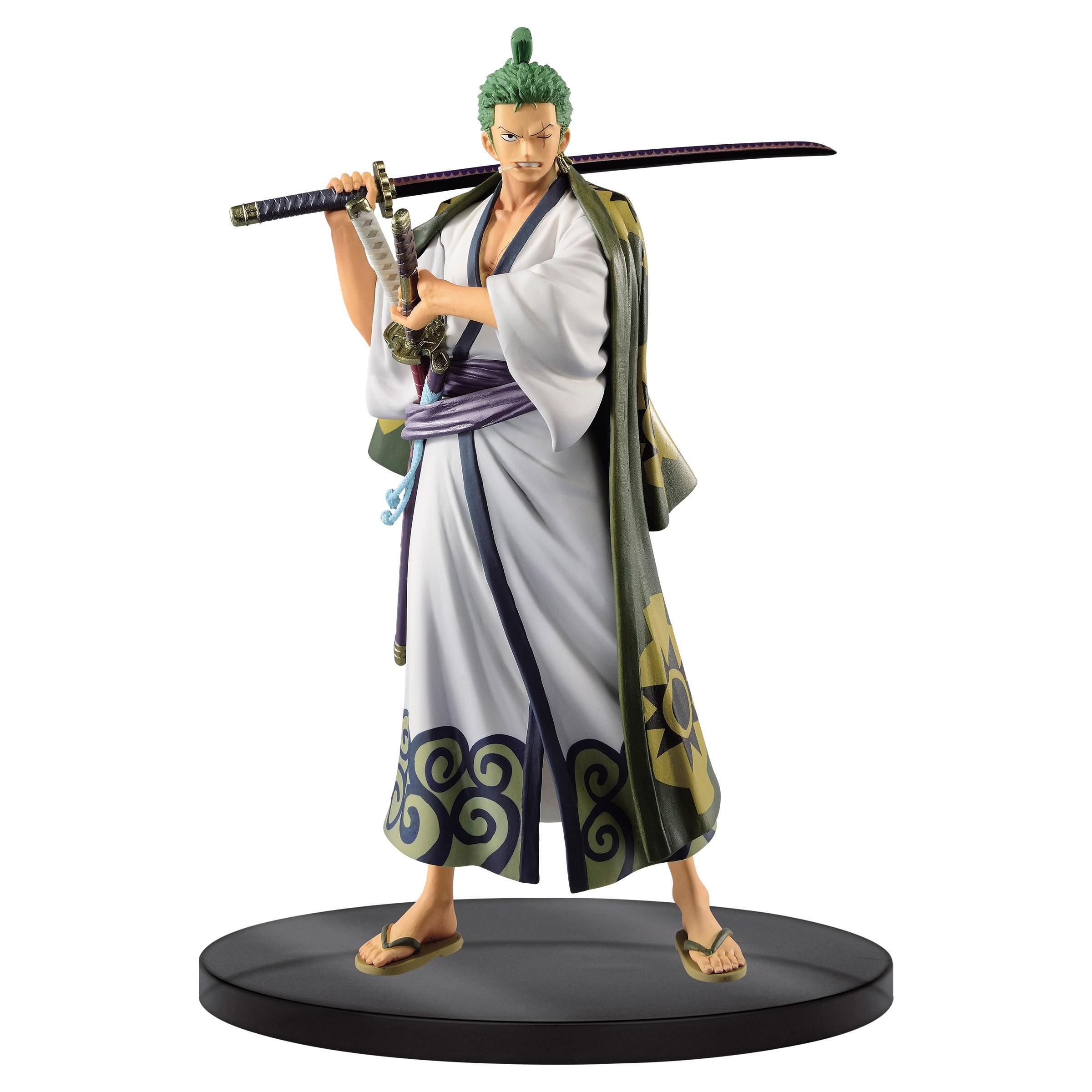 One Piece Figure DXF The Granline Men Wanokuni Vol. 2 Zoro