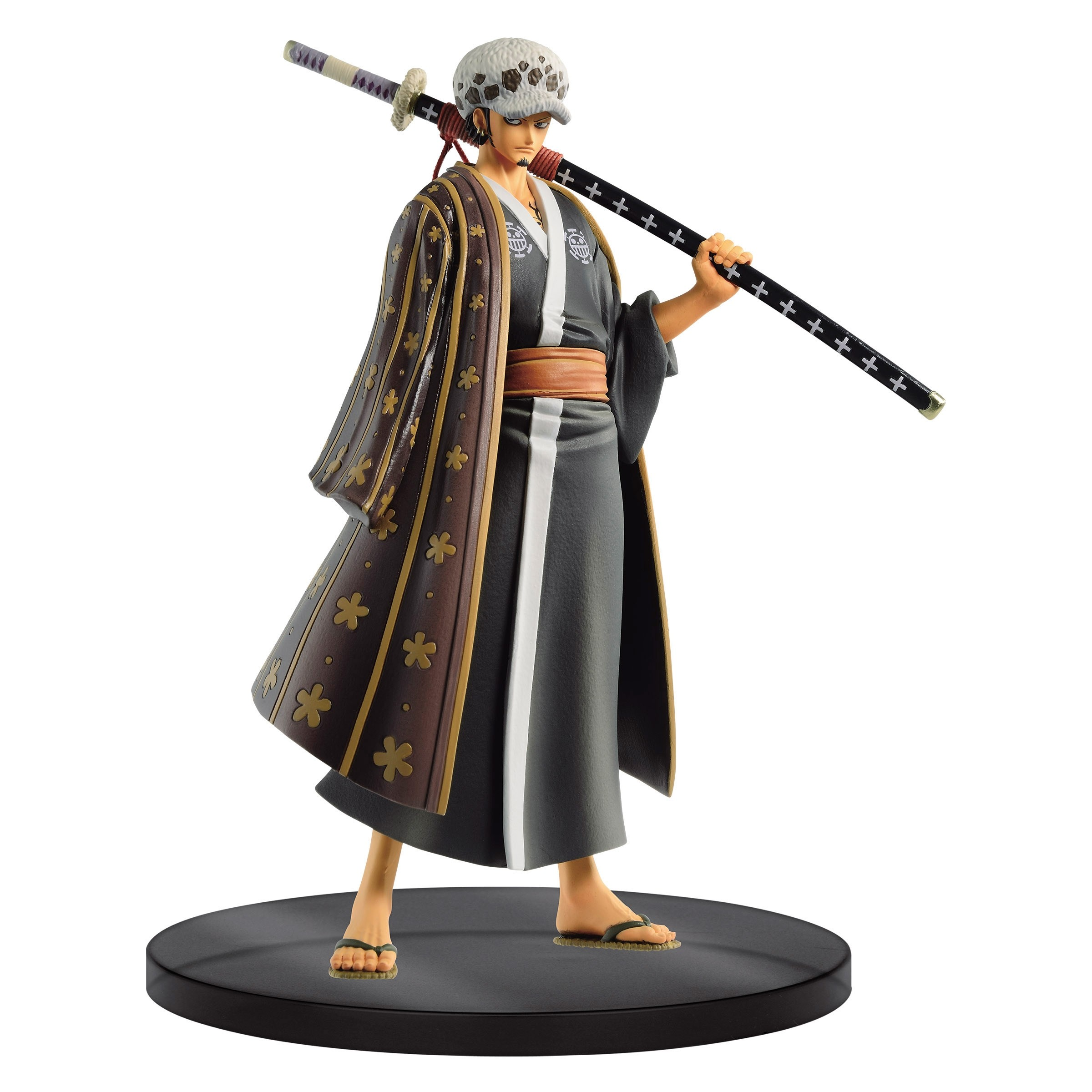 One Piece Figure DXF The Granline Men Wanokuni Vol. 3 Trafalgar Law