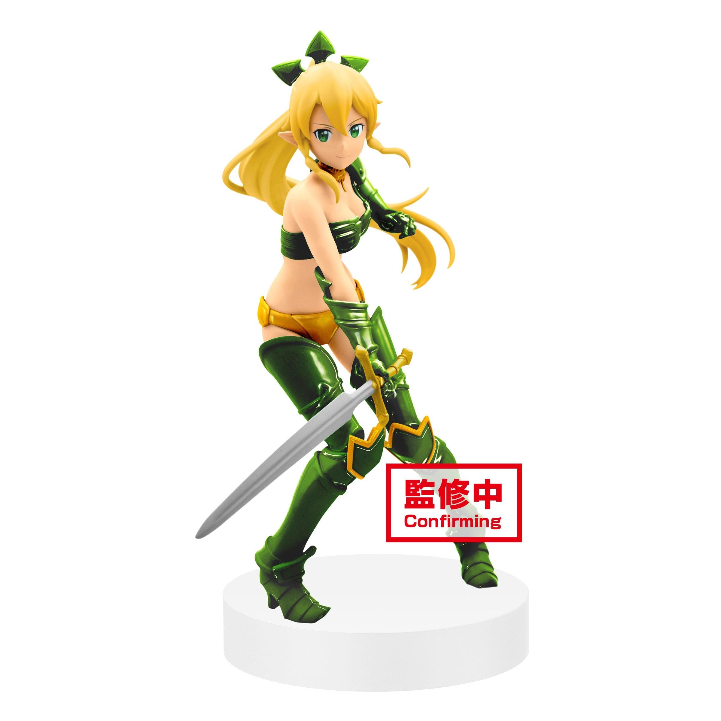 Sword Art Online Figure Memory Defrag EXQ Leafa