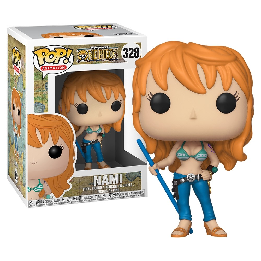 POP! Vinyl: One Piece: Nami