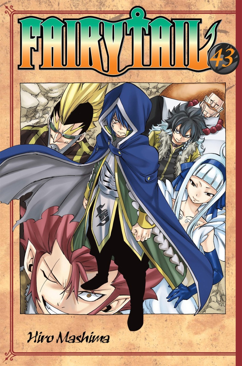 Fairy Tail, Vol. 43