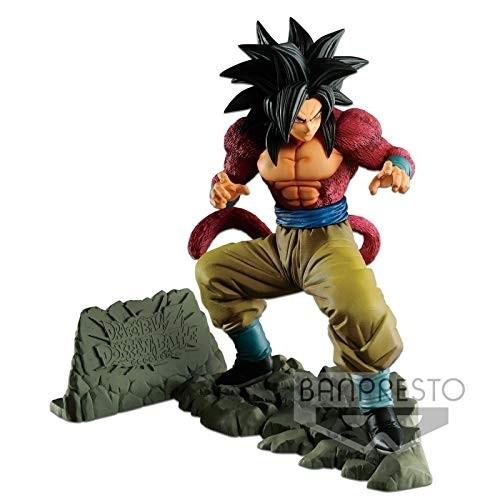 Dragon Ball Z Dokkan Battle Anniversary Figure Dokkan Super Saiyan 4 Son Goku
