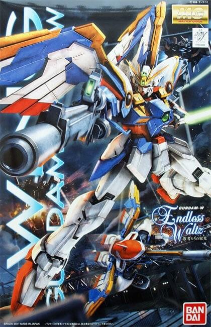 MG WING GUNDAM XXXG-01W 1/100 - GUNPLA
