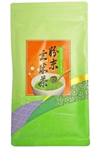Japanese Tea Otsuka Seicha Poweder Genmaicha 50g