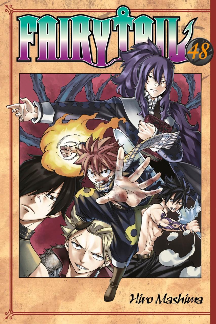 Fairy Tail, Vol. 48