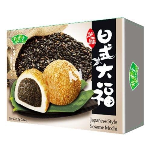 Japanese Style Mochi Rice Cake Sesame Flavour