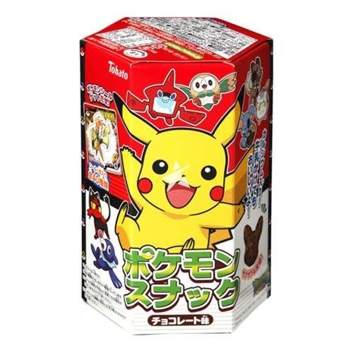 Pokemon Snack Chocolate Flavor