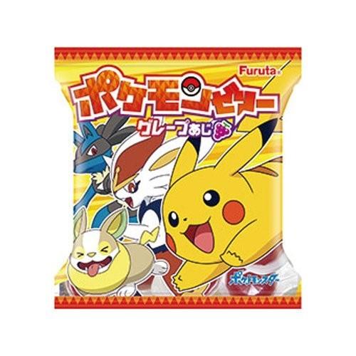 Furuta Pokemon Pocket Monster Fruit Jelly 112g