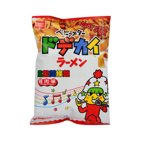 Baby Star Snack Noodle - Chicken Flavour 99g