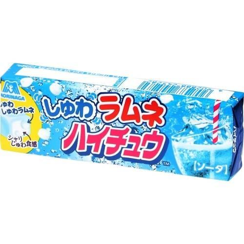 Morinaga Hi-Chew Shuwa Ramune Soda 7 Tablets