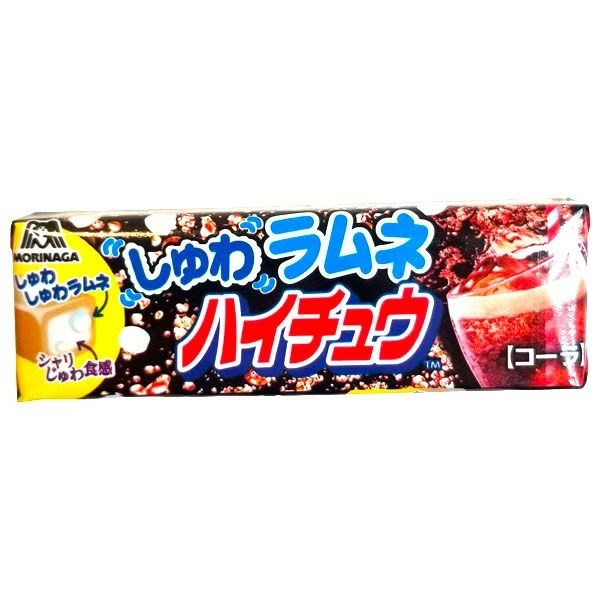 Morinaga Hi-Chew Shuwa Ramune Coke 7 Tablets