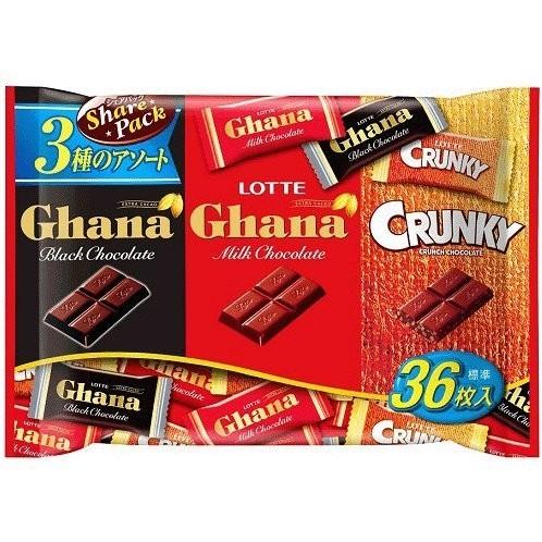Ghana & Cranky Family Pack 134g