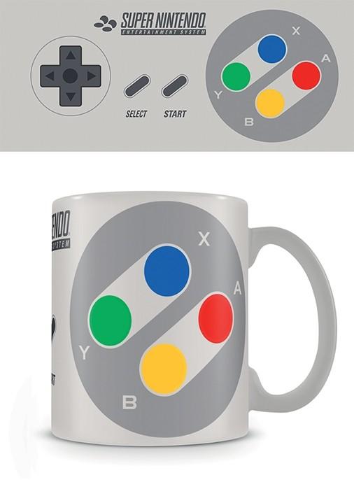 Nintendo - Mug 315 ml / 11 oz - SNES Controller
