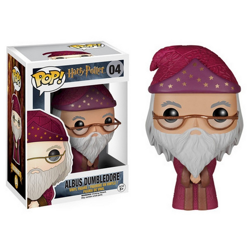 POP! Vinyl: Harry Potter: Albus Dumbledore - 10 cm