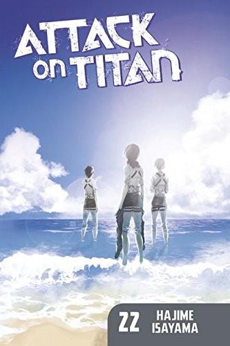 Attack on Titan, Vol. 22