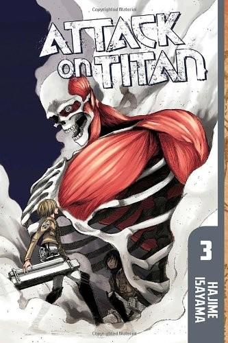 Attack on Titan, Vol. 03