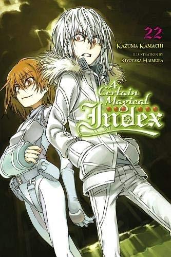 A Certain Magical Index, (Light Novel) Vol. 22