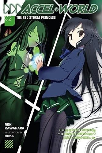 Accel World, (Light Novel) Vol. 02