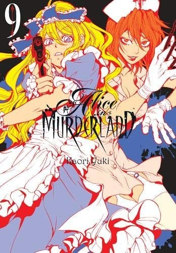 Alice in Murderland, Vol. 09
