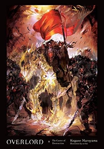Overlord, (Light Novel) Vol. 09