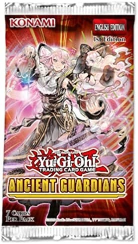 Yu-Gi-Oh! TCG - Ancient Guardians Booster Pack