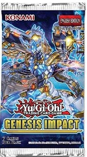 Yu-Gi-Oh! TCG - Genesis Impact Booster Pack
