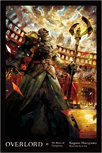 Overlord, (Light Novel) Vol. 10