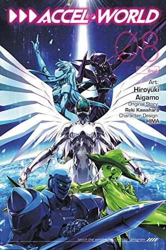 Accel World, Vol. 08