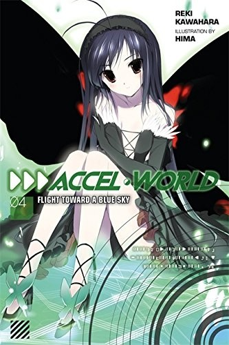 Accel World, (Light Novel) Vol. 04