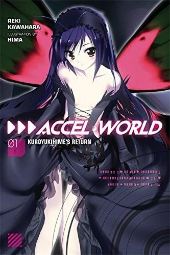 Accel World, (Light Novel) Vol. 01