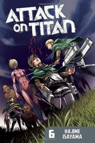 Attack on Titan, Vol. 06