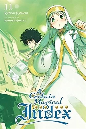 A Certain Magical Index, (Light Novel) Vol. 11