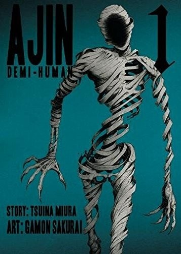 Ajin: Demi-Human, Vol. 01