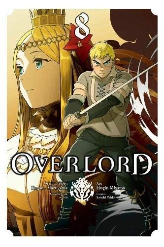 Overlord, Vol. 08