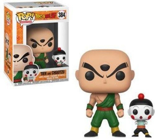 POP! Vinyl: Dragonball Z: Chiaotzu and Tien - 10 cm