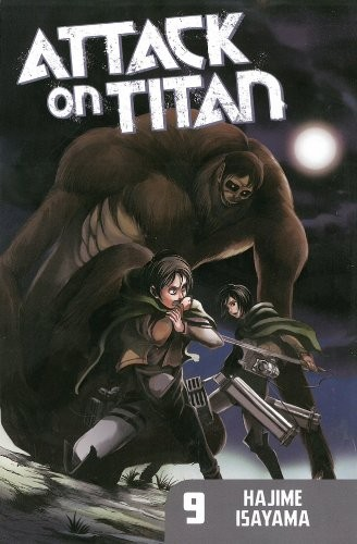 Attack on Titan, Vol. 09